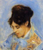 Портрет мадам Клод Моне