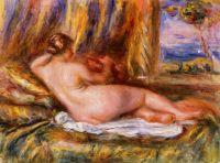 Лежащая обнаженная (также известна как Жена Бейкера)