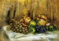 Натюрморт с лимоном и стаканом
