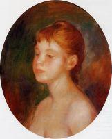 Эскиз девочки (также известная как Мадемуазель Мурер)