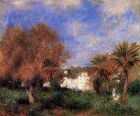Сад Эссе в Алжире