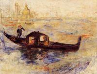 Венецианская гондола