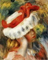 Девочка в шляпке