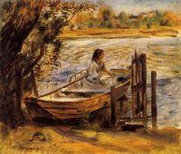 Девушка в лодке (также известная как Лиз Трихот)
