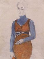 Женский портрет. Конец XIX - начала XX века