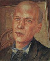 Портрет Андрея Белого.