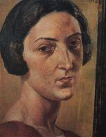 Портрет Л.М.Эренбург.