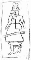 Женщина. Алогичные фигуры мужчины и женщины