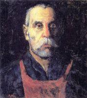 Портрет рабочего (Краснознаменец Жарновский)