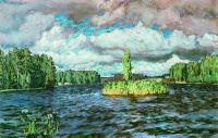 Озеро Молдино