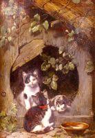 Резвящиеся котята