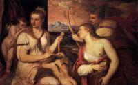 Венера и Амур