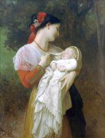 Материнское восхищение