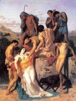 Зенобия, найденная пастухами
