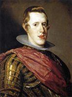 Филипп IV в доспехах