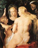 Венера перед зеркалом,