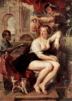 Вирсавия у фонтана