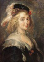 Портрет Елены Фоурмен, второй жены художника,