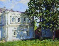 Дом бывшего Археологического общества на Берсеневке.