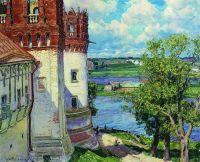 Новодевичий монастырь. Башни.