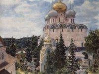 Новодевичий монастырь. Собор.