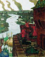 Татары идут. Конец XIV века (Идут! Набег татар на Москву).