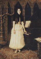 Портрет Елены Адриановны Праховой.