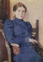 Портрет Т.В.Васнецовой.
