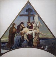 Снятие с креста.