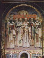 Собор святителей Вселенской церкви.