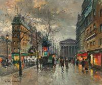 Парижская улица Тронше