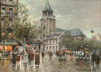 Церковь Сен-Жермен-де-Пре