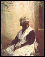 Ньюорлеанская няня-негритянка