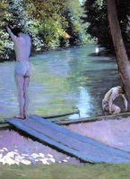 Купальщица готовится к плаванью, дюна Йеррес
