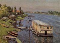 Сарай для лодок в Аржантей