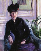 Портрет молодой женщины в интерьере (также известен как портрет мадам H)