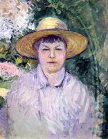 Портрет мадам Ренуар