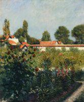 Сад в Петит Женневилиер