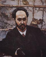 Портрет И.Е.Крачковского