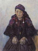 Портрет хакаски