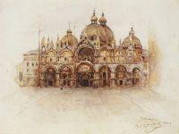 Собор Св.Марка в Венеции