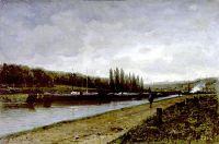 Бичевник на реке Уазе. Лиль-Адам