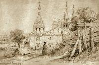 Благовещенский монастырь в Нижнем Новгороде
