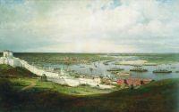 Вид Нижнего Новгорода