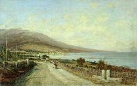 Вид Ялты из Ливадии