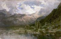 Долина Рейна около Рагаца
