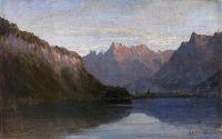Женевское озеро. Шильон