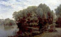 Жуков пруд в Москве