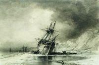 Корабли у берега