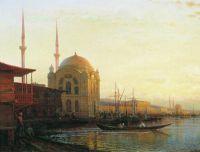 Мечеть в Константинополе